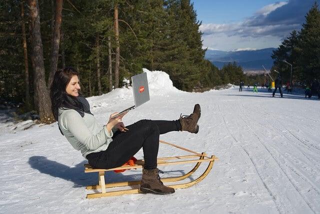 אתר סקי בולגריה