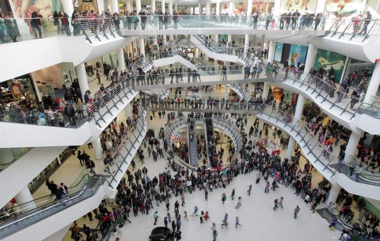 Bulgaria Mall shopping center