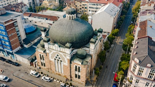 synagogge sofia