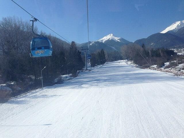 טיול סקי בולגריה