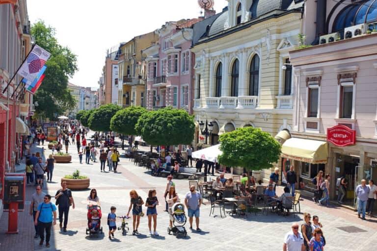 מרכז פלובדיב יהיה מארח בירת התרבות האירופית בשנת 2019. עם ההתיישבות הניאוליתית היא אחת הערים העתיקות בעולם.
